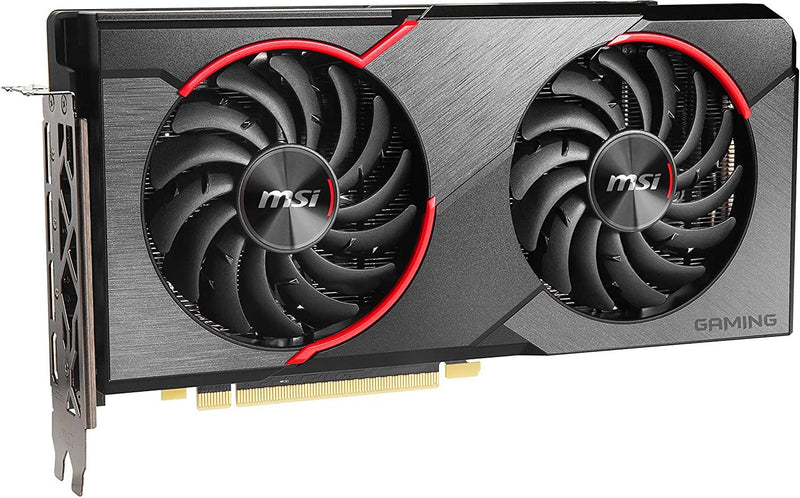 MSI Gaming Radeon RX 5500 XT 8GB GDDR6 Dual Torx 3.0 RX-5500-XT-Gaming-X-8G Card