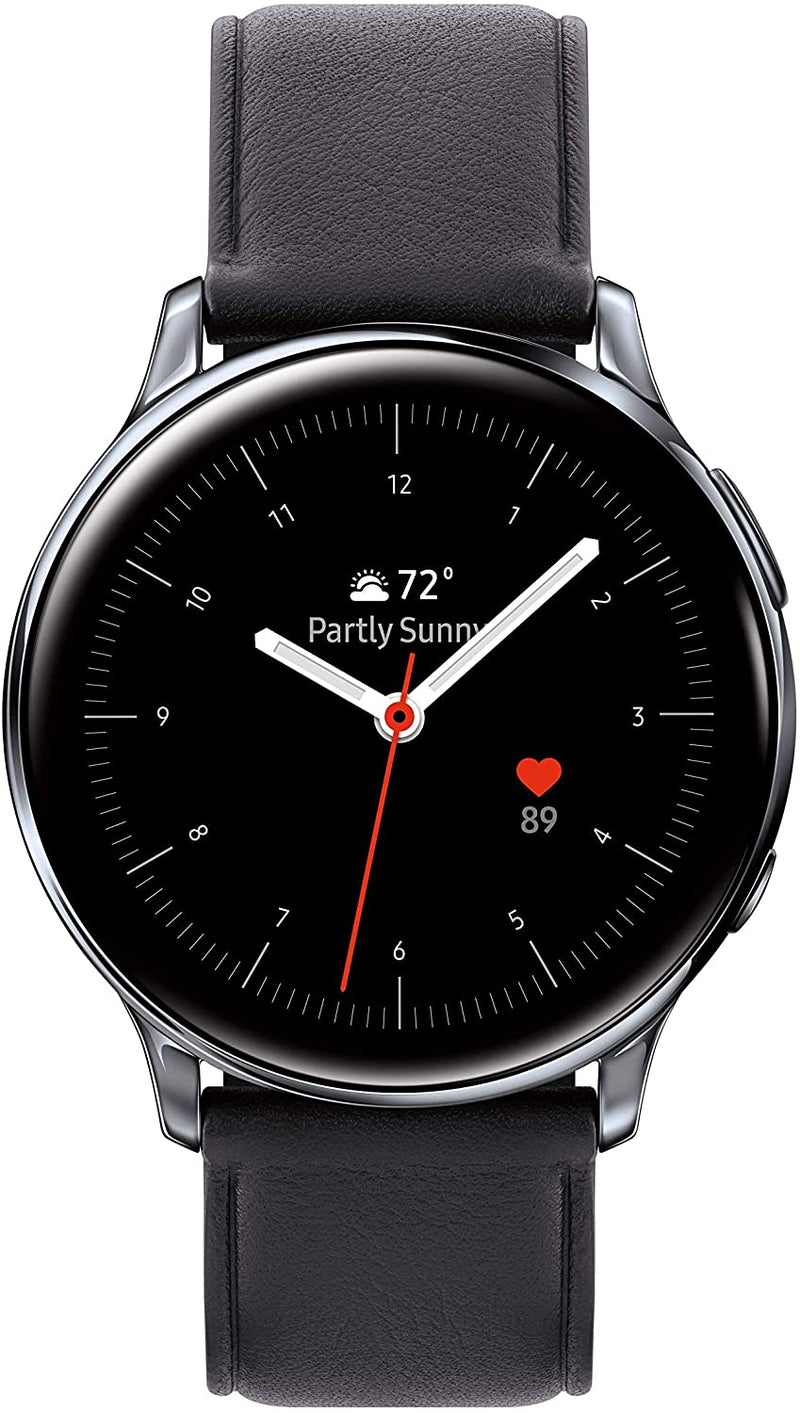 Samsung Galaxy Watch Active 2 40mm Silver (LTE & GPS) SM-R835USSAXAR