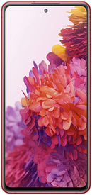 Samsung Galaxy S20 FE 5G Factory Unlocked 128GB SM-G781UZRMXAA Cloud Red