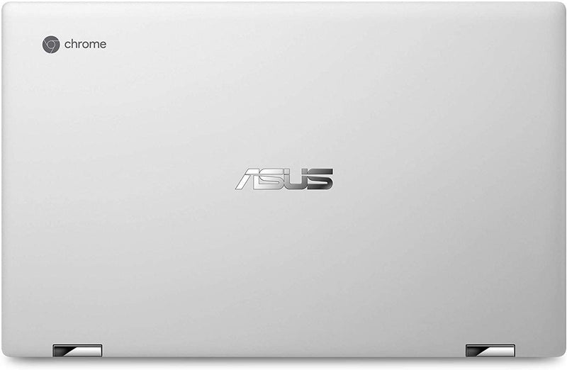 "ASUS Chromebook C434 14"" FHD Touch M3-8100Y 8 64GB eMMC Silver C434TA-DS384T"