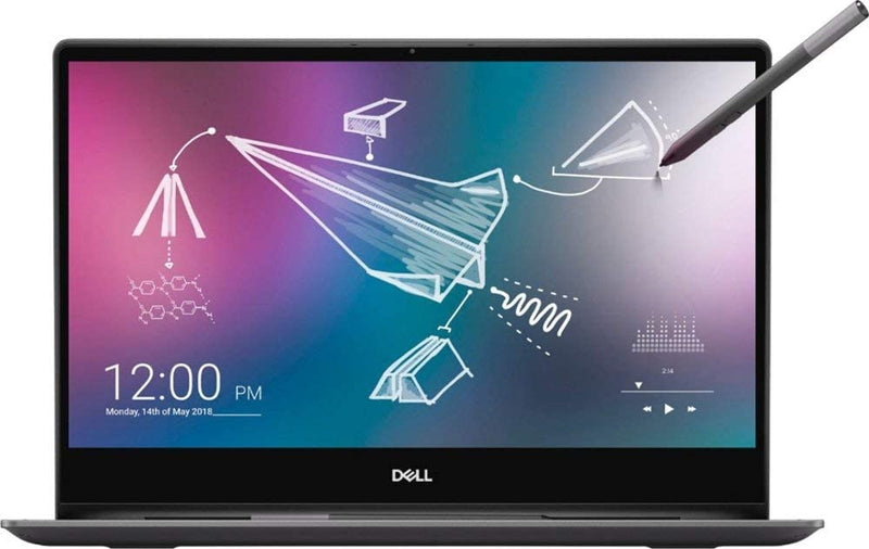 "Dell inspiron 7390 2-in-1 13.3"" UHD TOUCH i7-8565U 16 512GB SSD 32GB OP FPR"