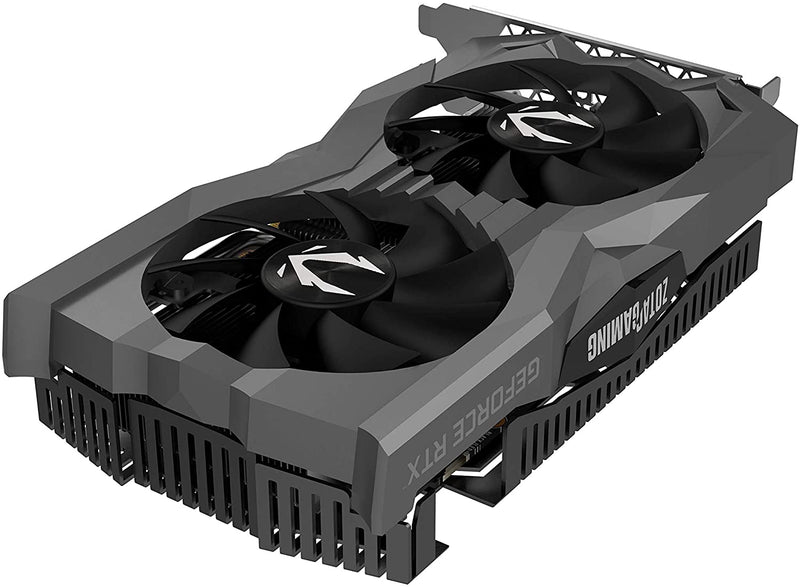 ZOTAC Gaming GeForce RTX 2060 6GB GDDR6 Gaming ZT-T20600H-10M Graphics Card