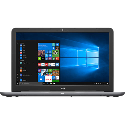 "Dell Inspiron 17.3"" HD+ i5-7200U 8GB 1TB HDD i5767-5889GRY-PUS Gray"