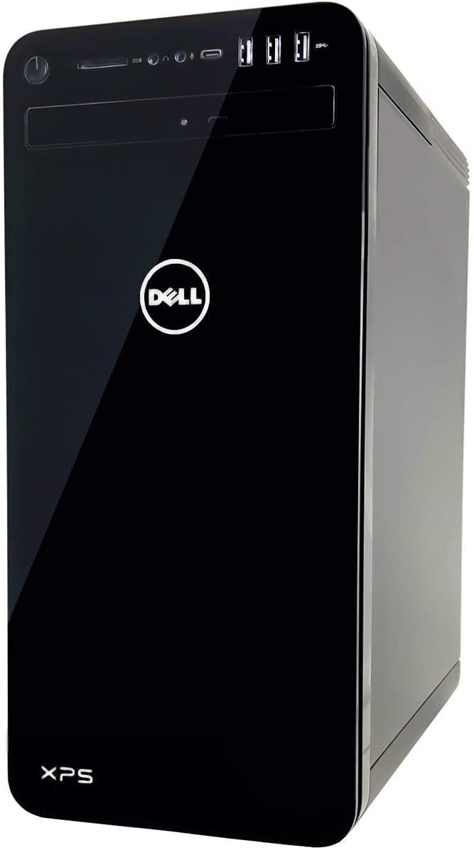DELL XPS 8930 i7-8700 16 256GB SSD + 1TB HDD GTX 1050Ti XPS8930-7309BLK-PUS