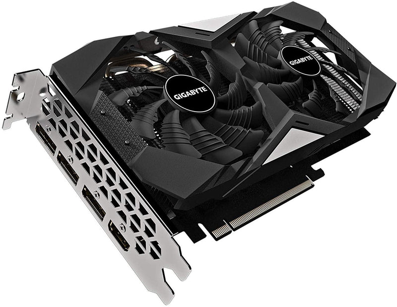 Gigabyte Radeon RX 5600 XT WINDFORCE OC 6GB GV-R56XTWF2OC-6GD Graphics Card