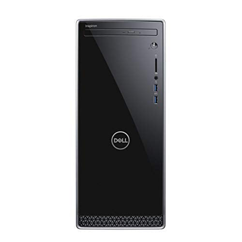 Dell Inspiron 3670 Desktop i5-8400 12GB 1TB HDD i3670-5750BLK-PUS Win 10
