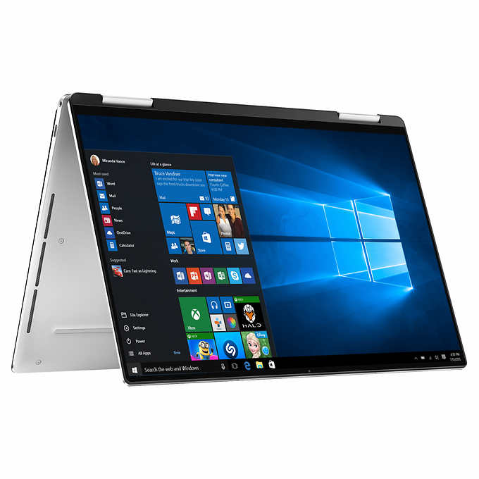"DELL XPS 7390 2-in-1 13.4"" UHD+ TOUCH i7-1065G7 32 1TB SSD XPS7390-7916SLV-PUS"
