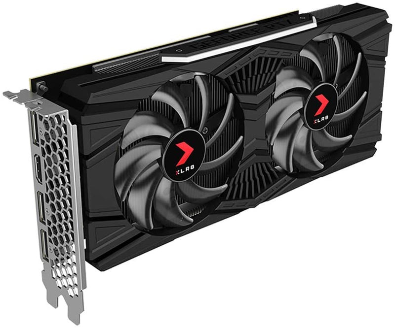 PNY GeForce RTX 2060 Super 8GB XLR8 Overclocked Graphics VCG20608SDFPPB-O Card