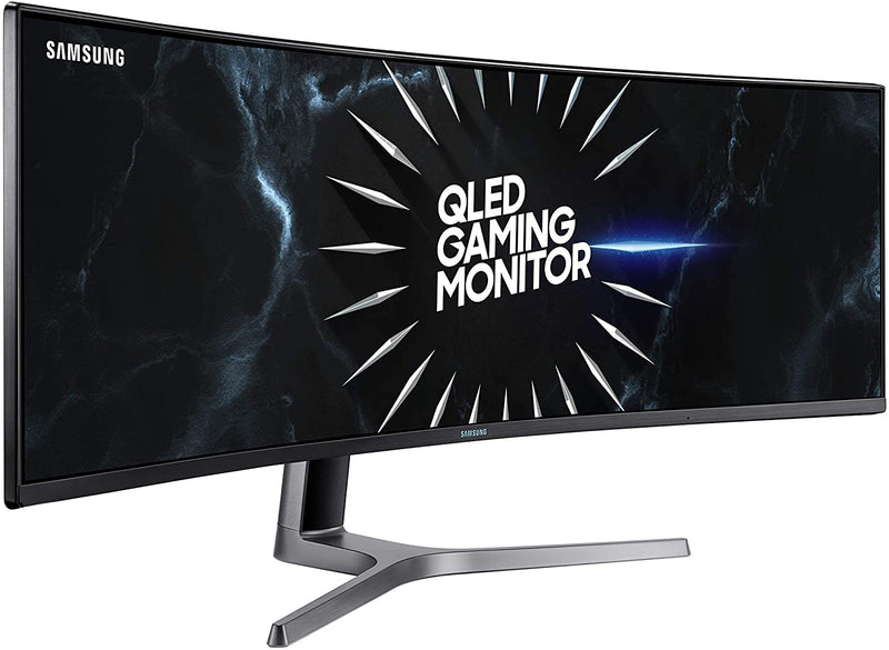 "SAMSUNG 49"" 5120 x 1440 CURVED 120Hz 4ms FREESYNC MONITOR LC49RG90SSNXZA"