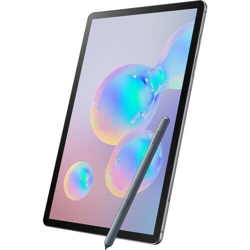 "Samsung Galaxy Tab S6 10.5"" 256GB WiFi Tablet Mountain Gray - SM-T860NZALXAR"