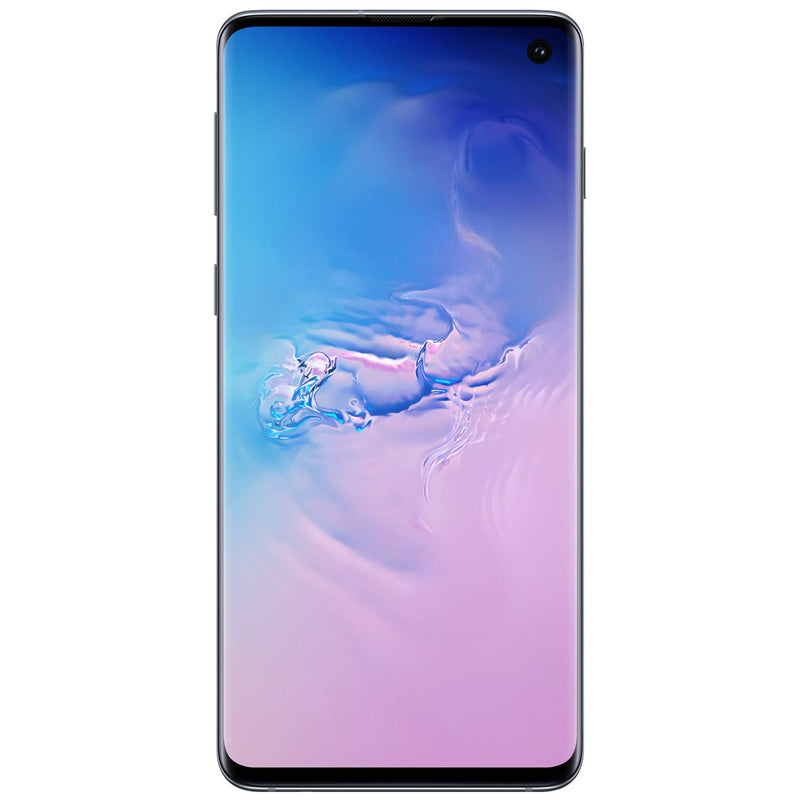 Samsung Galaxy S10 SM-G973UZBEXAA Factory Unlocked Prism Blue 512GB