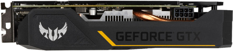 ASUS TUF GeForce GTX 1660 Super OC Edition TUF-GTX1660S-O6G-GAMING Graphics Card