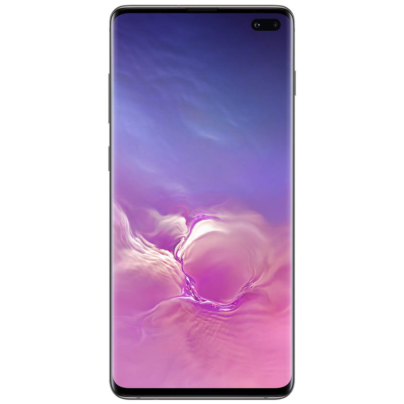 Samsung Galaxy S10+ Plus Factory Unlocked 512GB Prism Black SM-G975UCKEXAA Phone