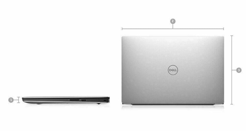 Dell XPS 15 7590 UHD NON-TOUCH I7-9750H 16 256GB SSD GTX 1650 WIN 10