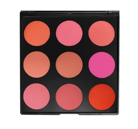 9B-THE BLUSHED PALETTE