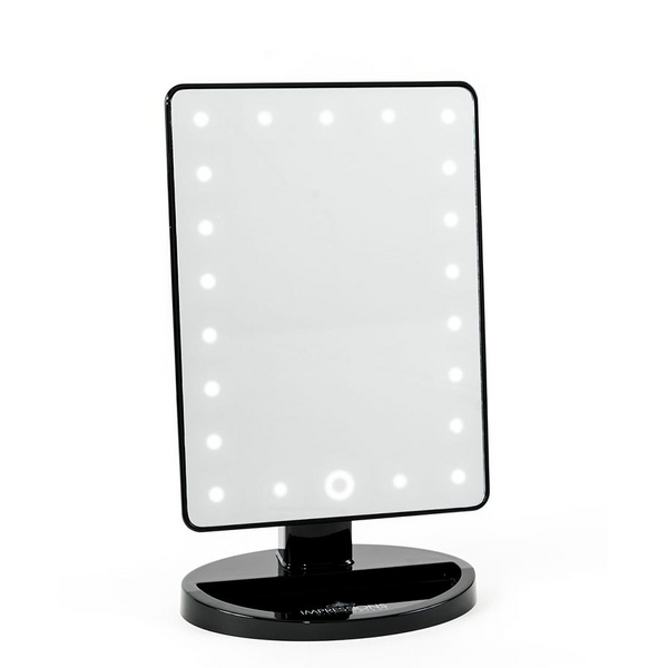 TOUCH 2.0 DIMMABLE LED MAKEUP MIRROR - HEAVEN+HANNAH