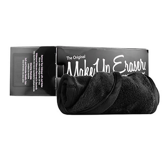 MAKEUP ERASER - BLACK - HEAVEN+HANNAH