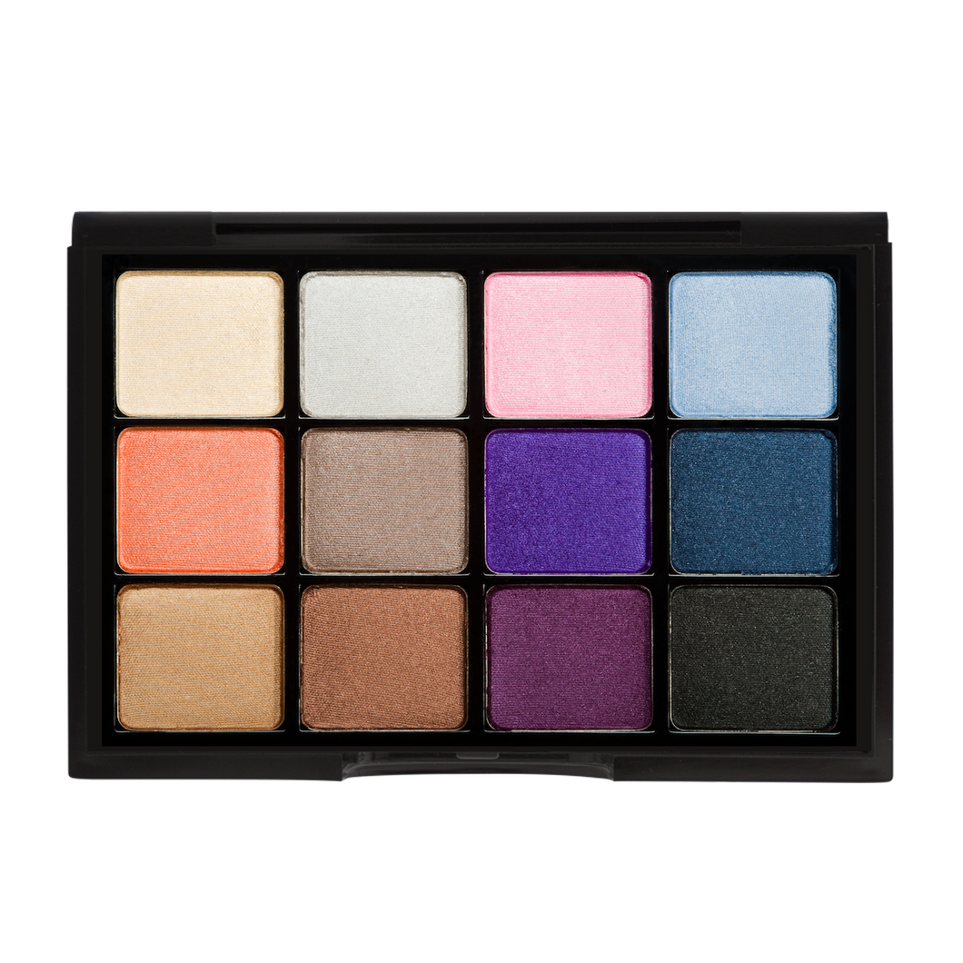 EYESHADOW PALETTE: BRIDAL SATIN - HEAVEN+HANNAH