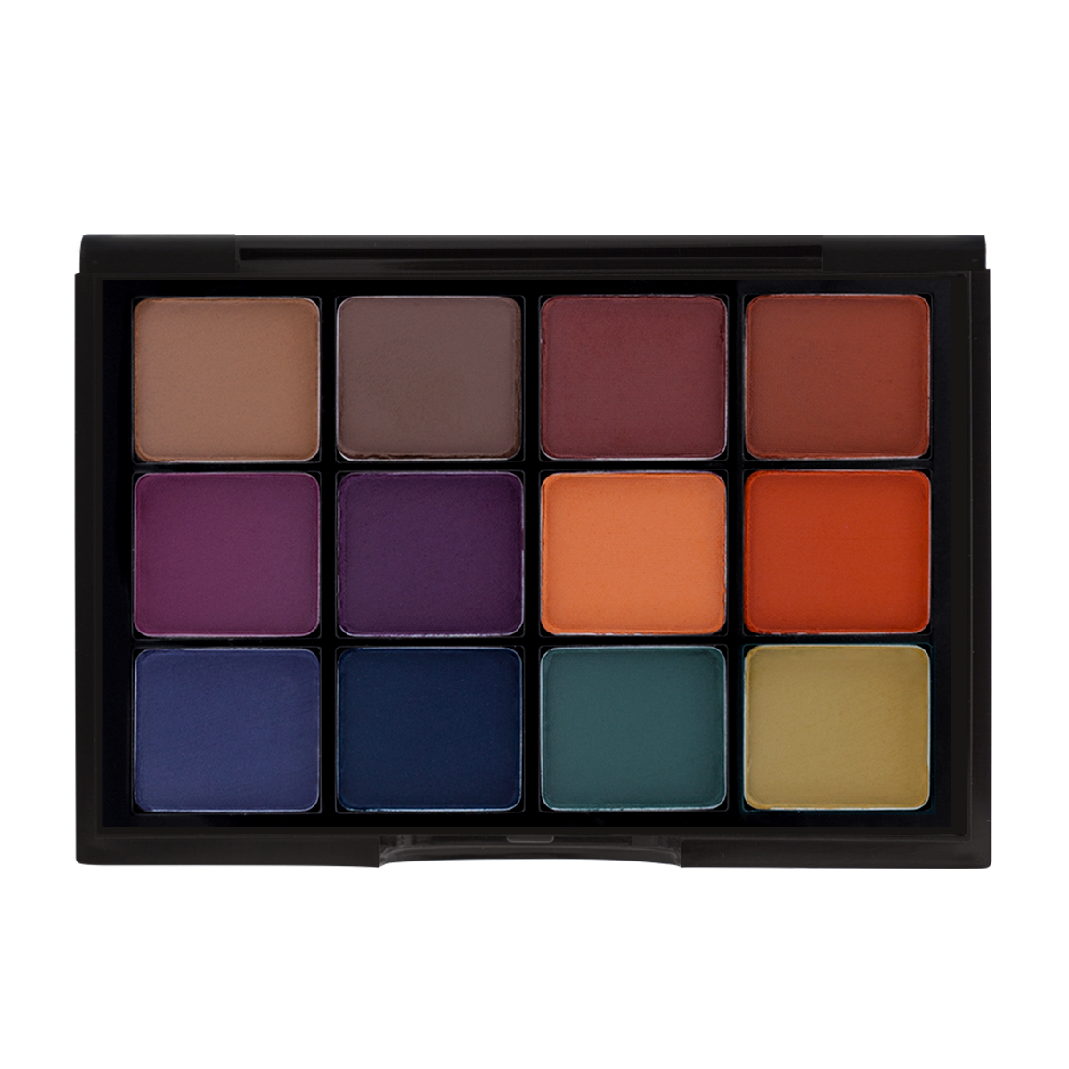 EYESHADOW PALETTE: DARK MATTE