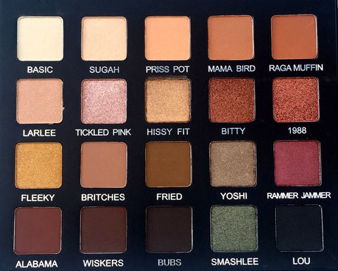 LAURA LEE PALETTE BY VIOLET VOSS
