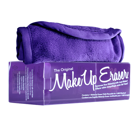 MAKEUP ERASER - PURPLE