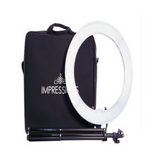 18″ DIMMABLE LED VANITY RING LIGHT - HEAVEN+HANNAH