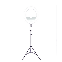 18″ DIMMABLE LED VANITY RING LIGHT