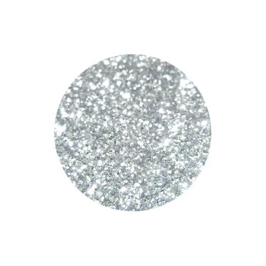 SKIN SEQUINS - SILVERED - HEAVEN+HANNAH