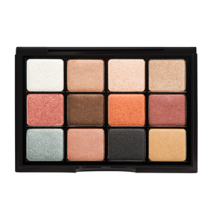 EYESHADOW PALETTE: SULTRY MUSE - HEAVEN+HANNAH