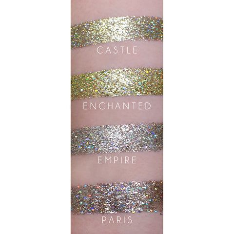 FACE AND BODY SEQUINS - ENCHANTED