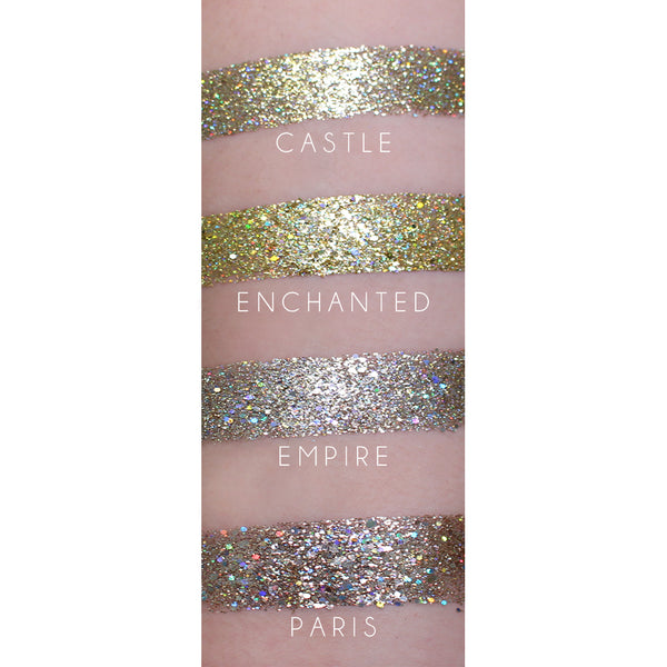 FACE AND BODY SEQUINS - CASTLE - HEAVEN+HANNAH