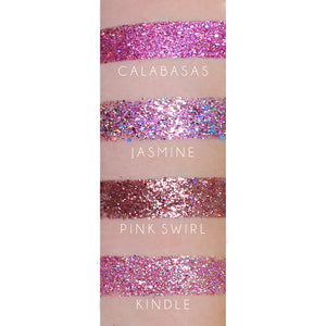 FACE AND BODY SEQUINS - CALABASAS - HEAVEN+HANNAH