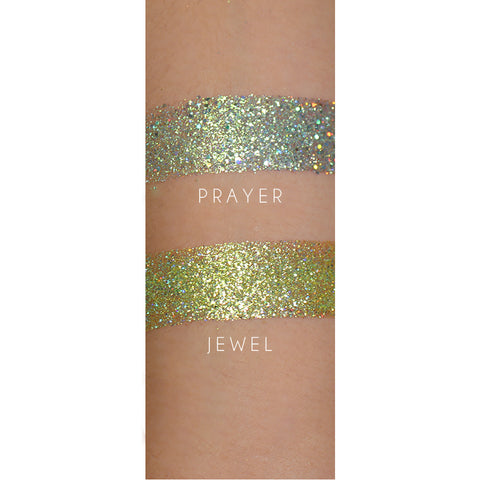 FACE AND BODY SEQUINS - JEWEL