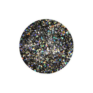 SKIN SEQUINS - BLACK STAR - HEAVEN+HANNAH