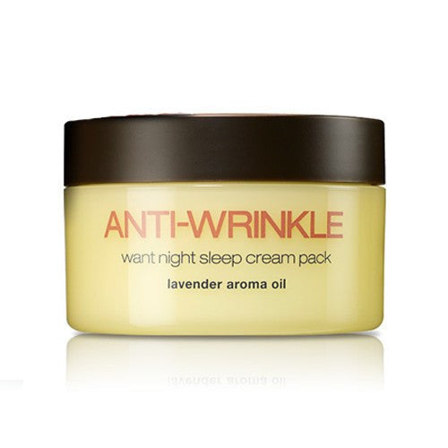 ANTI-WRINKLE NIGHT CREAM - HEAVEN+HANNAH