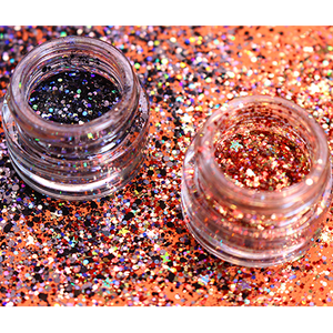 FACE AND BODY SEQUINS - TRICK - HEAVEN+HANNAH