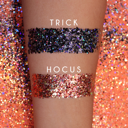 FACE AND BODY SEQUINS - TRICK