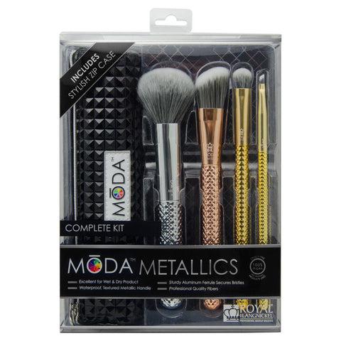 METALLICS 5 PIECE COMPLETE KIT
