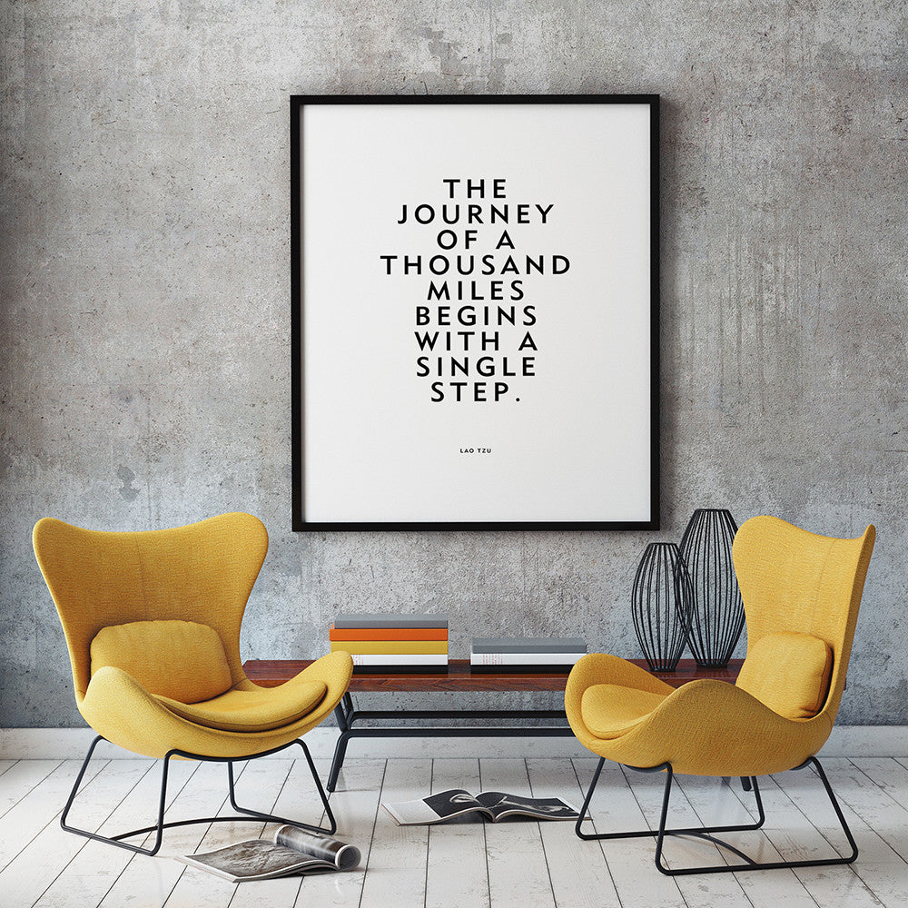 Travel Quote Prints