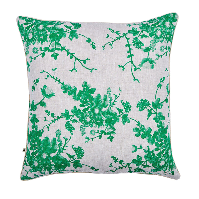 Field Floral Green 60cm