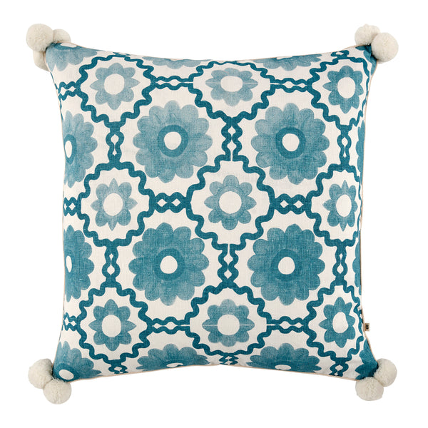 Marguerite Soft Blue 60cm
