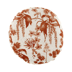 Dancing Lady Orchid Seagrass Round 55cm