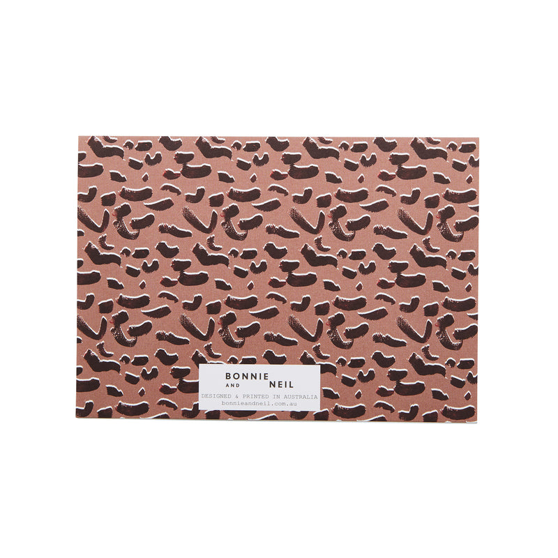 Leopard Multi Card