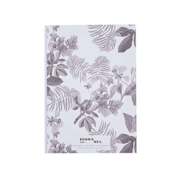 Jungle Grey Card