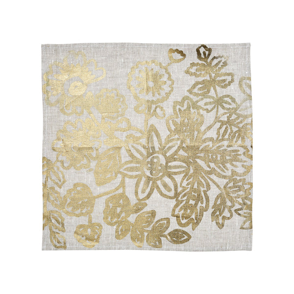 Chintz Gold (set of 6)