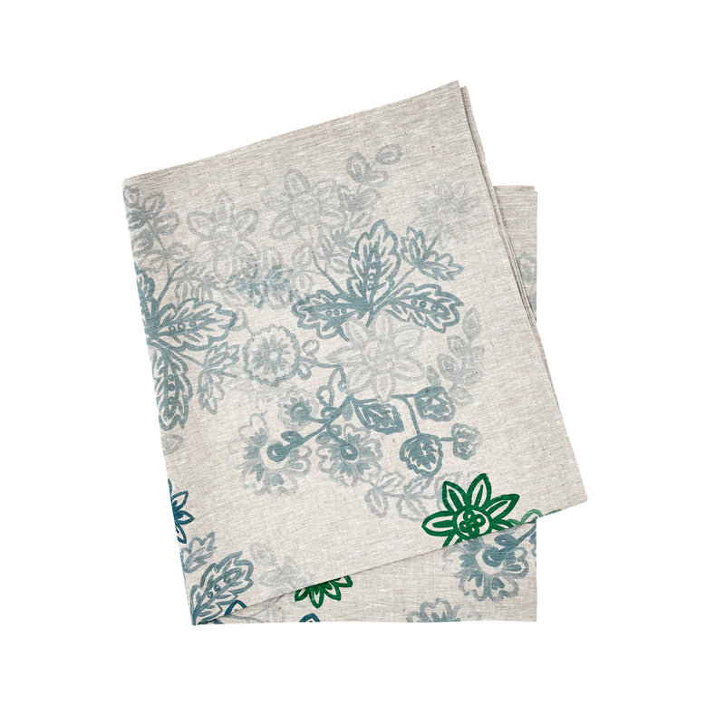 Chintz Soft Blue