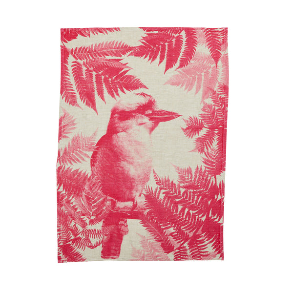 Kooka Fern Lolly Pink