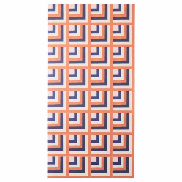 Coastal Tile Terracotta Navy