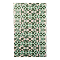 Daintree Tile Green