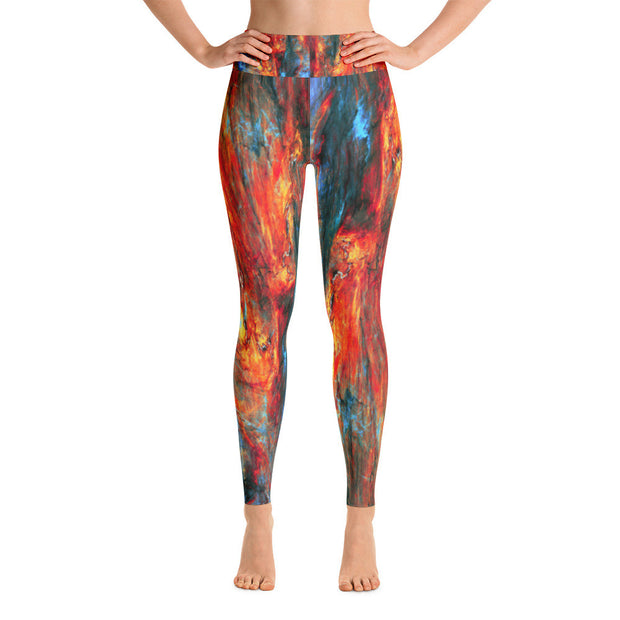 Fire Element Art Class Pants